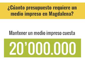 ¿Qué pasa en Magdalena?