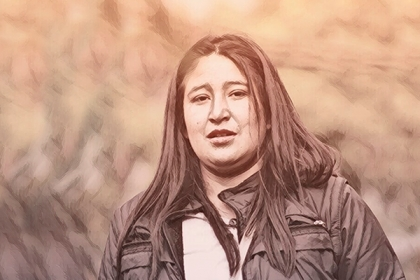Indigenous Communicator Efigenia Vásquez was murdered while doing journalistic work